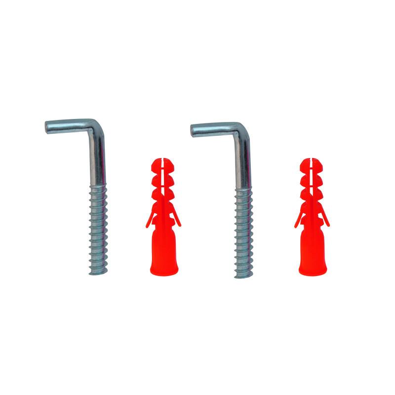 SD Крепеж на бойлер  U5 10*10мм   SD101U5