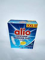 Таблетки для посудомойки Alio Geschirr-reiniger-tabs classic 100 st