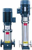 Вертикальный многоступенчатый центробежный насос Aquario Vms 2-150