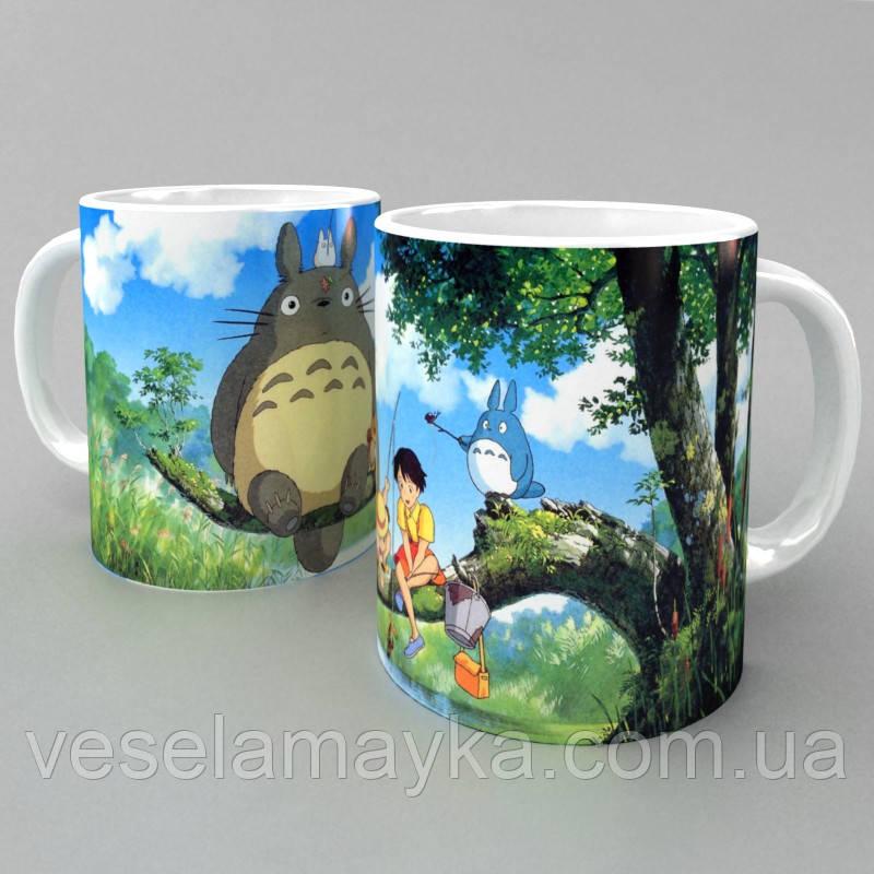 Чашка Totoro (Тоторо)