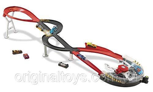 Трек Hot Wheels Спиральная гоночная трасса Spiral Speedway X2589