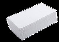 Полотенца целлюлозные V-образные.,160шт., 2х сл., белый
