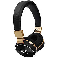 Bluetooth Наушники    V685 (Under Amour) Чёрные