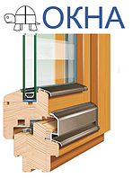 Купить деревянные окна