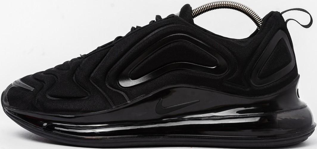 """Мужские кроссовки Nike Air Max 720  """"Black""""  (в стиле Найк )"""