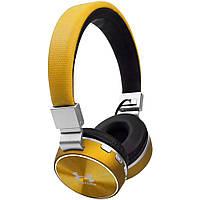 Bluetooth Наушники    V685 (Under Amour) Золотые