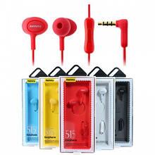 Навушники Remax 515 вакуумні (гарнітура)