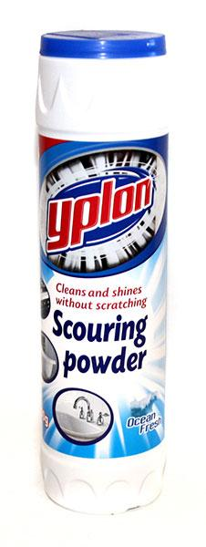 """Чистящий порошок Yplon """"Морская свежесть"""" / YPLON Scouring Powder Ocean Fresh (500гр.)"""