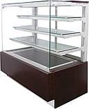 Витрина холодильная кондитерская COLD MALAGA C-09 PN-w, фото 2