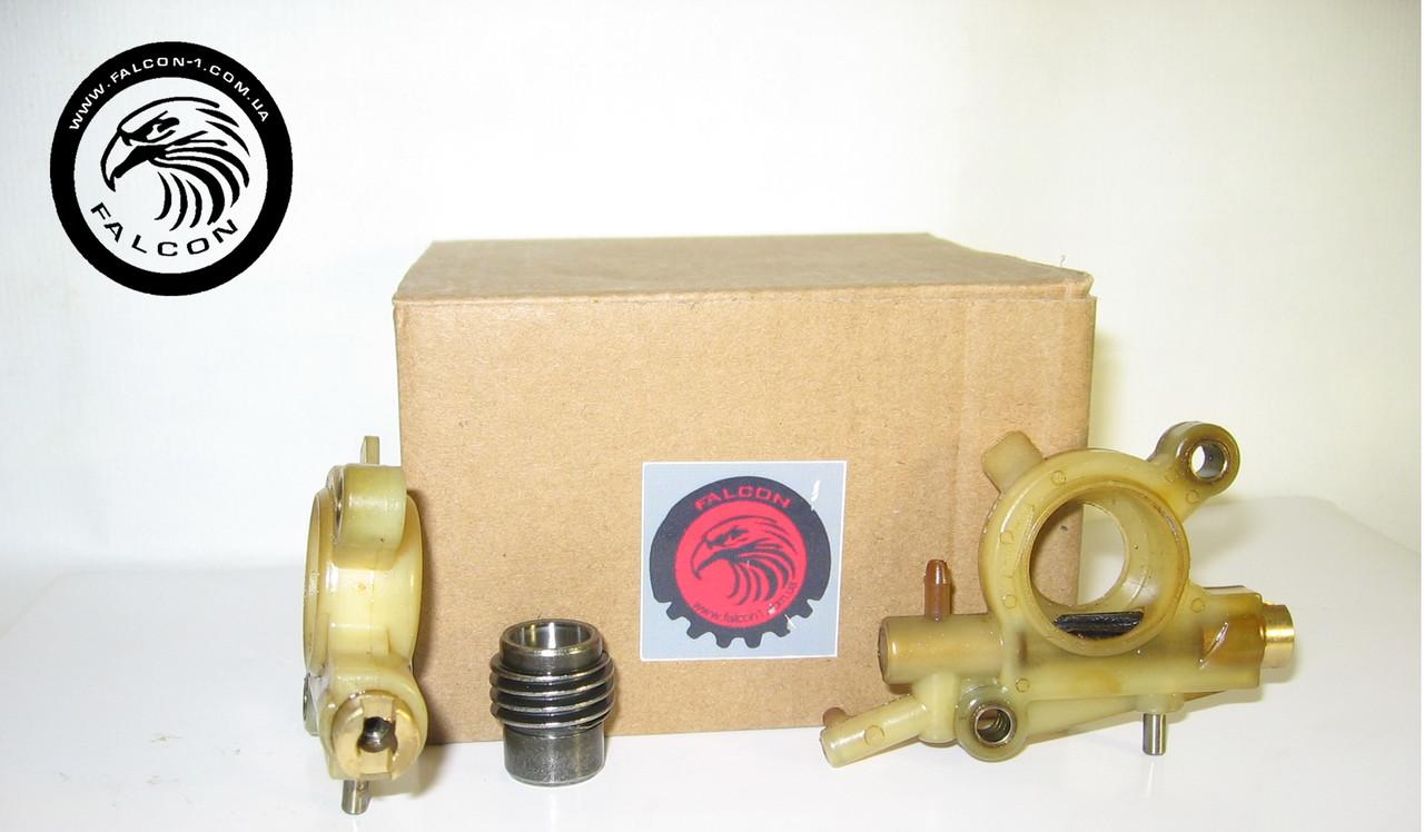 Маслонасос Alpina P400, P450, P460, P500, P510, Castor CP 450, Castelgarden (118550607/0, 825159) для бензопил