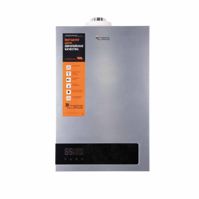 Колонка газовая турбированная Thermo Alliance JSG20-10ETP18 10 л Silver
