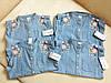Рубашка джинсовая детская с вышивкой от бренда Carter's (США), размер 6X , фото 6