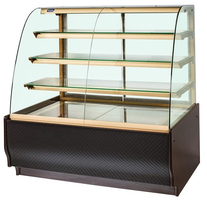 Вітрина холодильна кондитерська COLD Carmello C-09 Gn