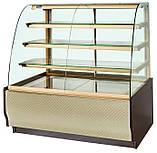 Вітрина холодильна кондитерська COLD Carmello C-09 Gn, фото 3