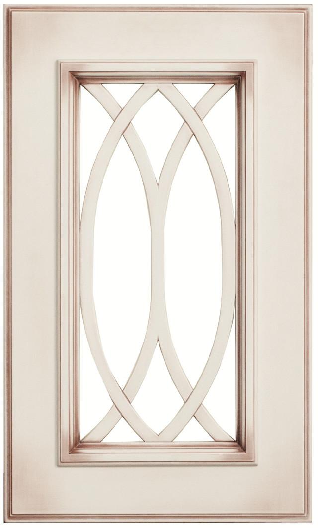 Фасад витрина с дугами