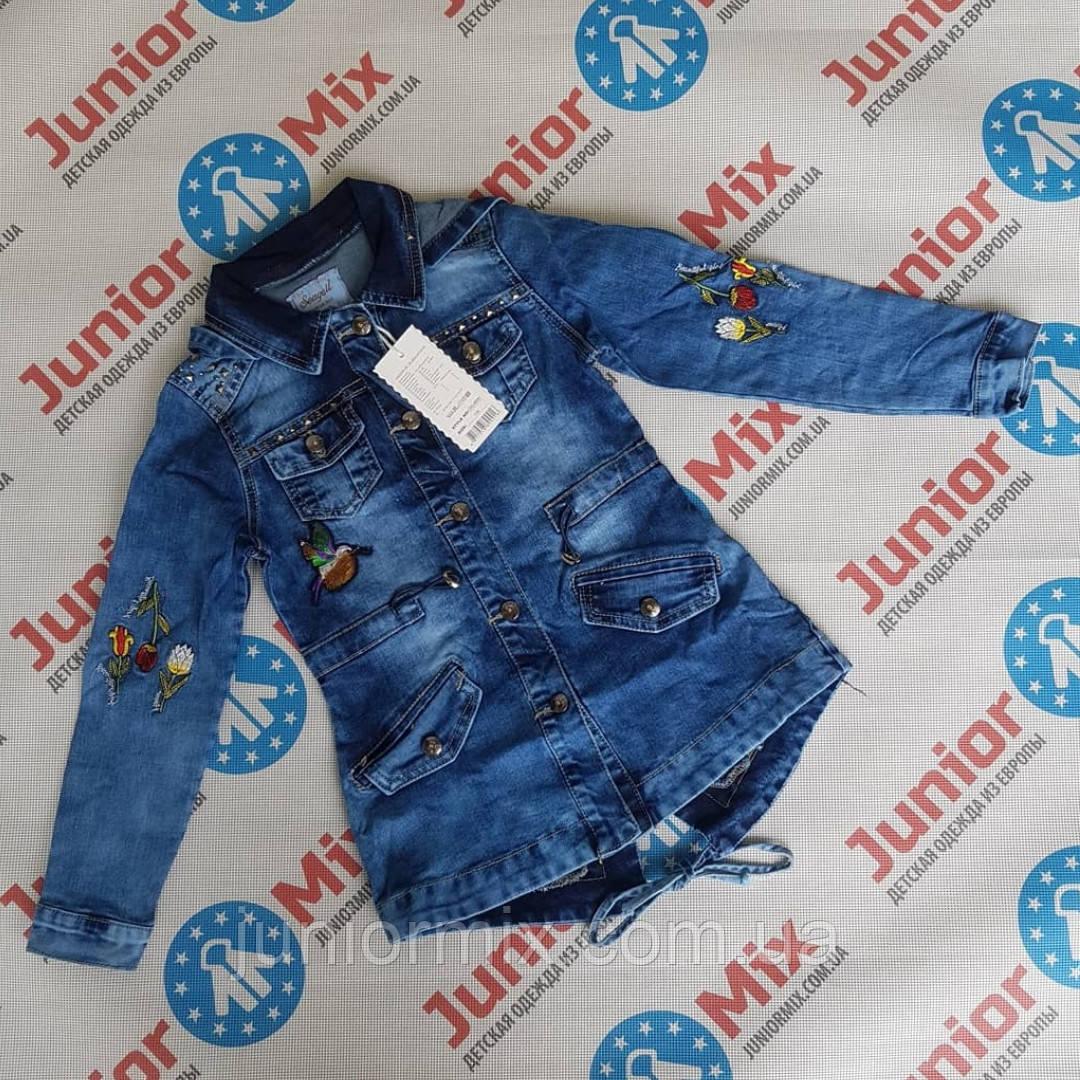 096509323d8b Подростковая джинсовая куртка для девочек оптом SEAGULL