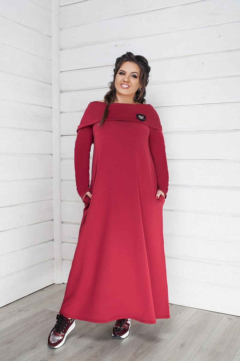 Женское модное длинное платье  146 (бат)