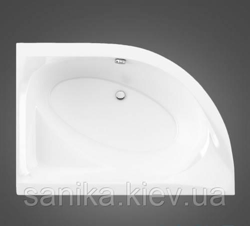 Ванна акрилова RADAWAY Mistra 170 см з ніжками, правостороння