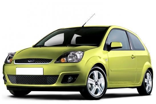 Fiesta 2002 - 2008