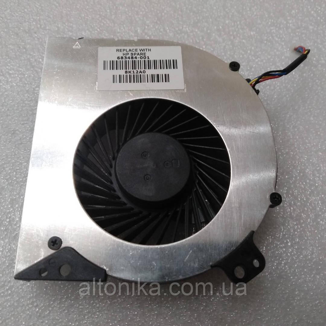 Вентилятор для ноутбука HP PROBOOK 4540S, 4545S, 4740S, 4745S (683484-001) ОРИГИНАЛ