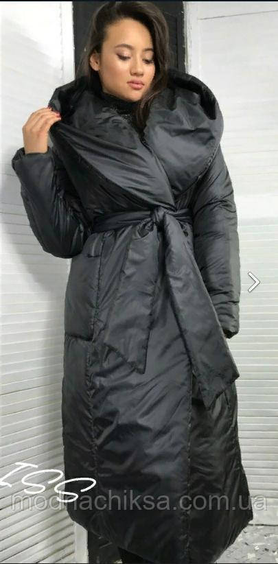 Ультра модное пальто одеяло зима