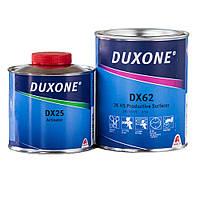Грунт DUXONE HS DX-62 2К акриловый серый 1л
