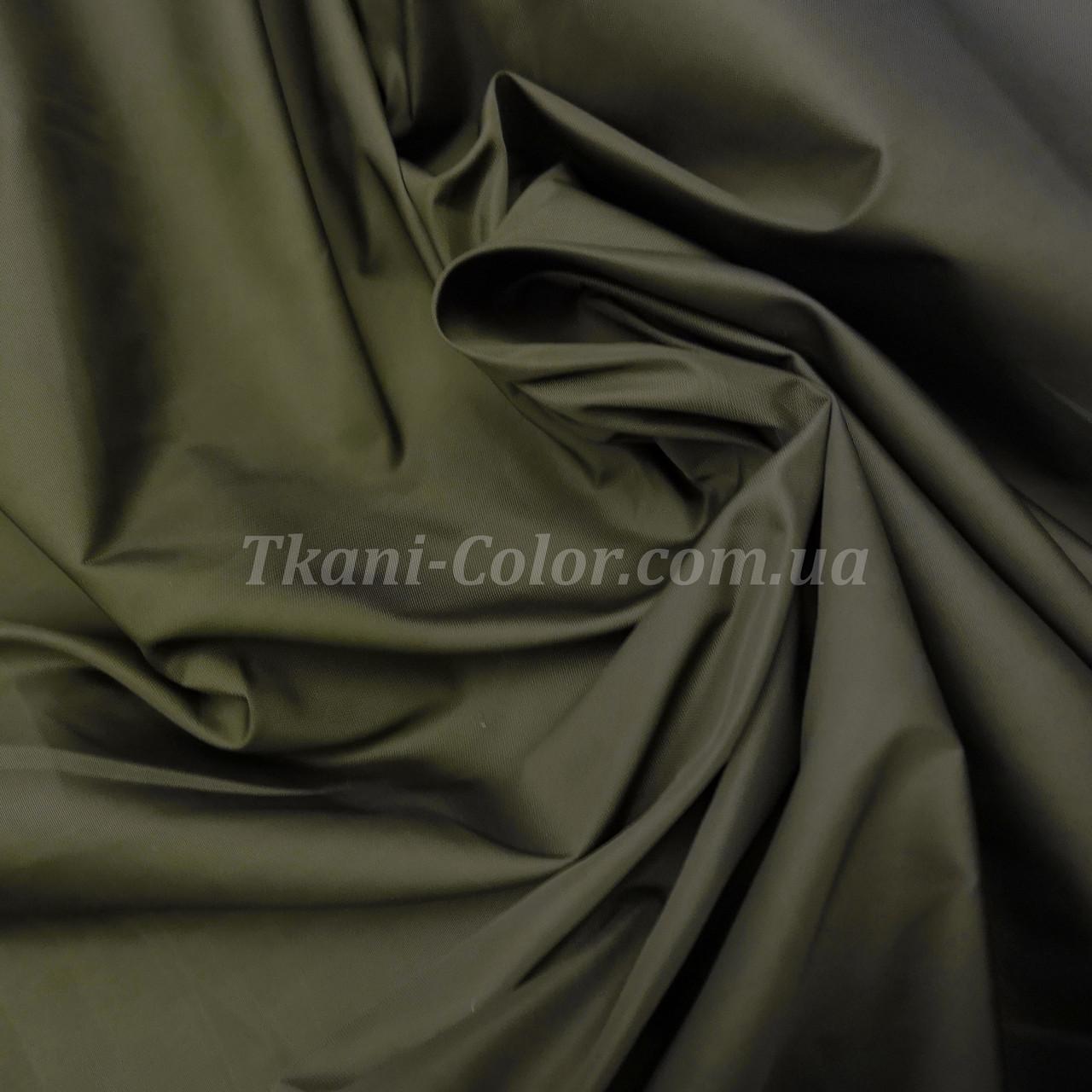Плащова тканина канада хакі