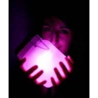 Светильник радуга в банке (мульти цвет)