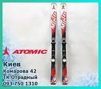 Лыжи горные Atomic SC 156 см. лижи