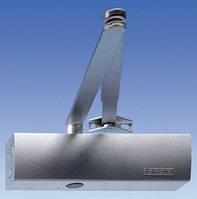 Доводчик дверей Geze TS 2000 VВС коленная тяга с фиксацией (EN 2-5)., фото 1