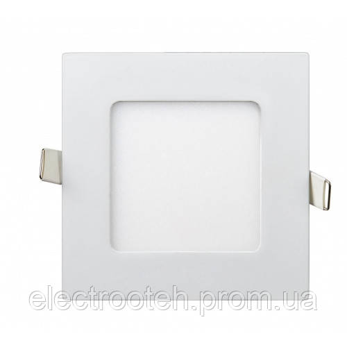 Встраемая Квадратная LED Панель 442-RKP-06 6Вт
