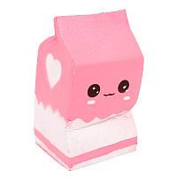 Сквиши игрушка антистресс Squishy Молоко 131487