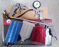 Набор Edon WP-5 комплектующих для воздушного компрессора 5 в 1