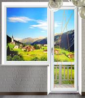 Veka Окно Балконный блок
