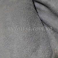 Ткань флис, 50 х 50 см, плотность 200, полиэстер 100%, цвет серый