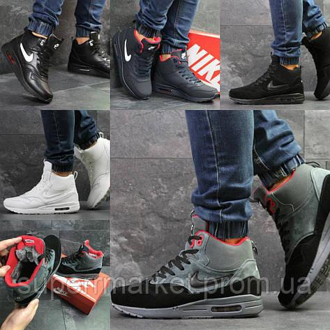Кроссовки Nike Air Max 87  зима, фото 2