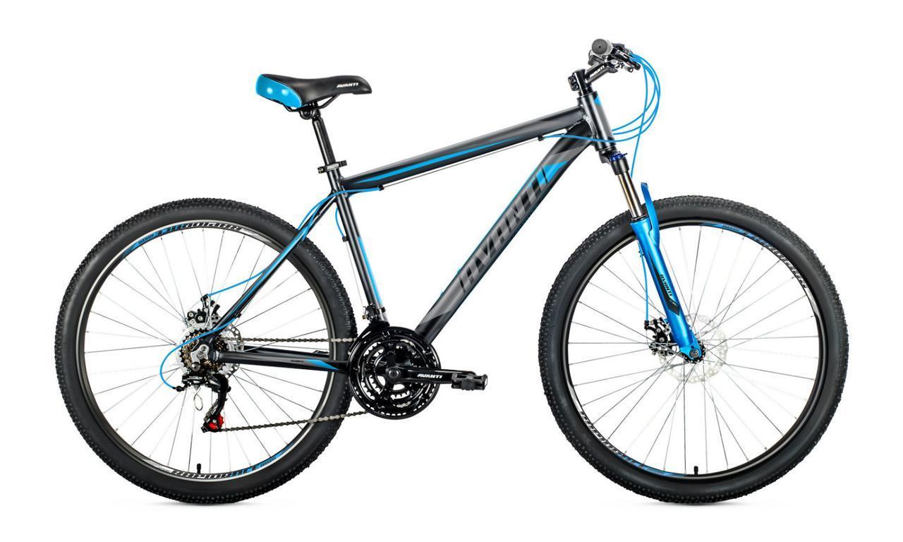 "Велосипед Avanti Smart 27,5"" Lockout 2019"