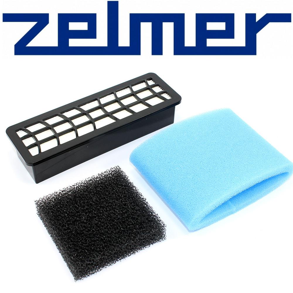 Комплект фильтров для пылесоса Zelmer 919
