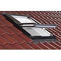 Мансардне вікно ROTO Designo R4 WDF R45 K WD вологостійке Мансардное окно Рото 4 серии ПВХ с WD блоком, фото 7