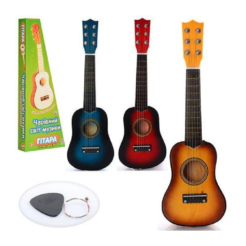 Гитара M 1370 52см деревянная