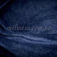 Ткань флис, 50 х 50 см, плотность 200, полиэстер 100%, цвет т.синий