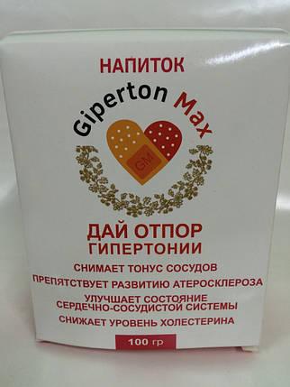 Giperton Max - Напиток от гипертонии (Гипертон Макс) 100 гм, фото 2