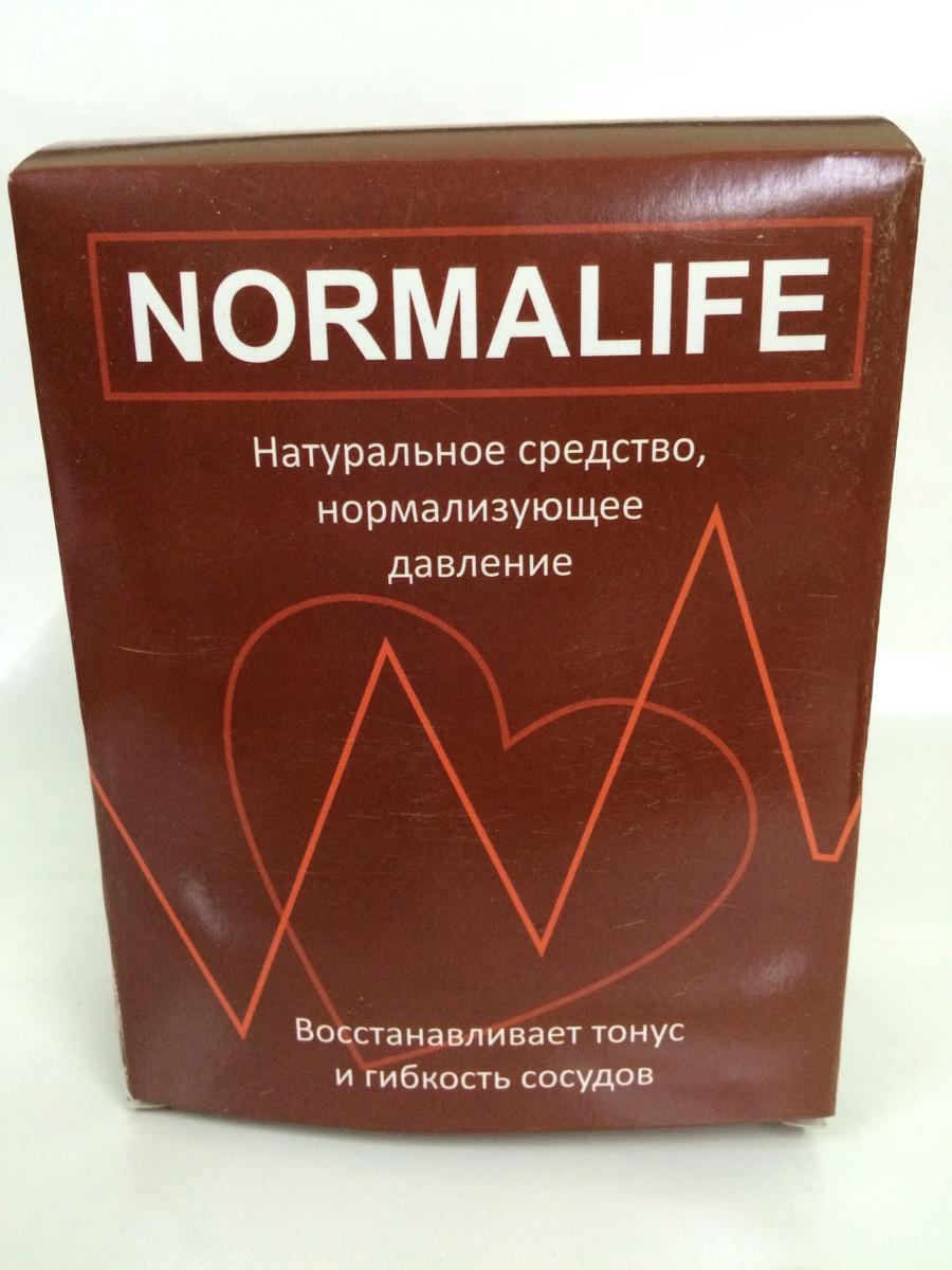 NORMALIFE - Средство от гипертонии (Нормалайф) 150 гм