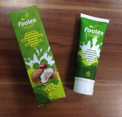 Foolex - расслабляющий крем для ног (Фулекс) 75 мл