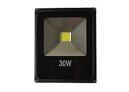 Светодиодный прожектор LP 30W, 220V, IP67 Econom