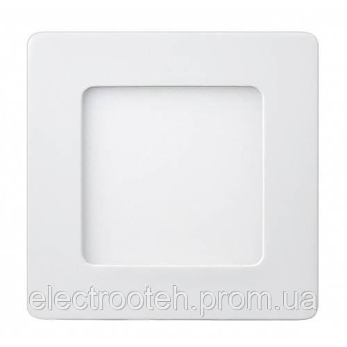 Накладная Квадратная LED Панель 442-SKP-06 6Вт