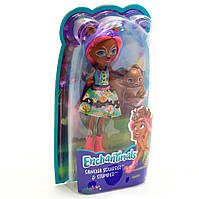 Набор куколка Enchantimals (Энчентималс) - Белочка Санчо (FMT61)