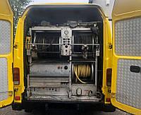 Cпец автомобиль для гидродинамической очистки труб, фото 1