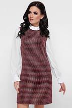 Женское платье из твида (Florance fup), фото 3