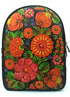 Рюкзак петриковка на черном, фото 1